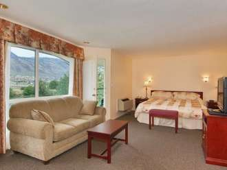 riverland inn and suites kamloops executive suite